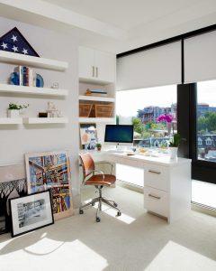 custom-home-office-desk-washington-dc-condo-built-in-cabinets-white-floor-to-celing-windows-cococozy-amy-elbaum-designs-s