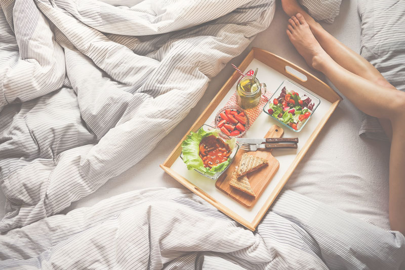 alimentação saudável em casa - ideias da fia